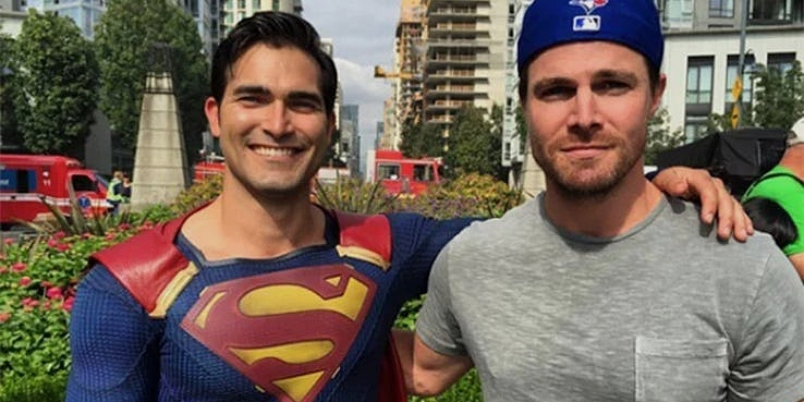 superman arrow crossover