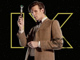 staw wars matt smith