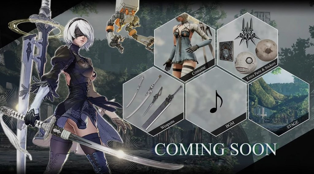 2B Soulcalibur 6