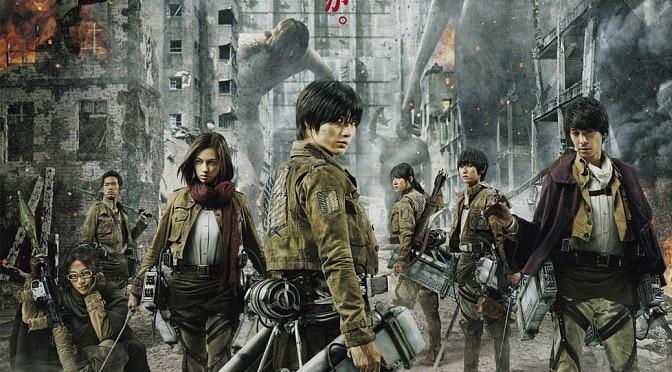 Attack On Titan'ın Live Action Japon versiyonu