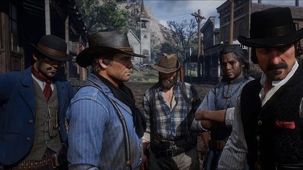 Red Dead Redemption 2 Google Market ve App Store'de