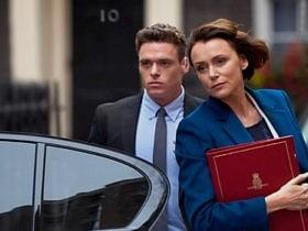 BBC Sonrasında Bodyguard Dizisi Artık Netflix'e Ait