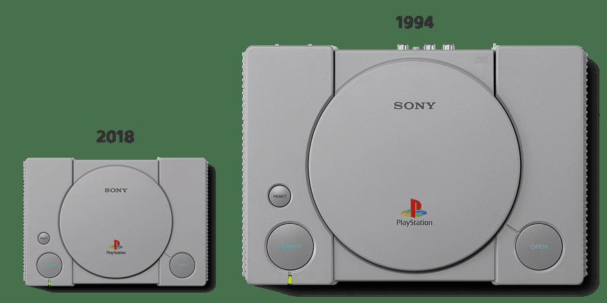PlayStation Classic Yüklü 20 Oyunla Satışa Çıkacak