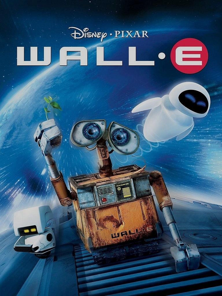 Animasyon Filmi wall e