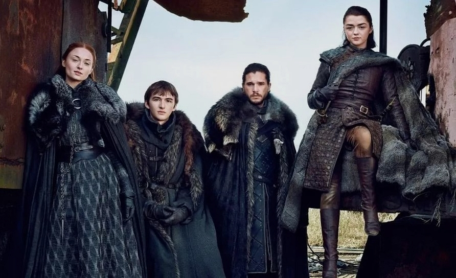 GAME OF THRONES'un Final sezonunda hangi stark