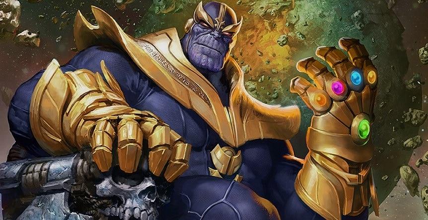 Marvel Kötüleri - Thanos