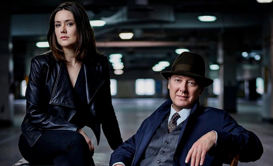 THE BLACKLIST 6. Sezon