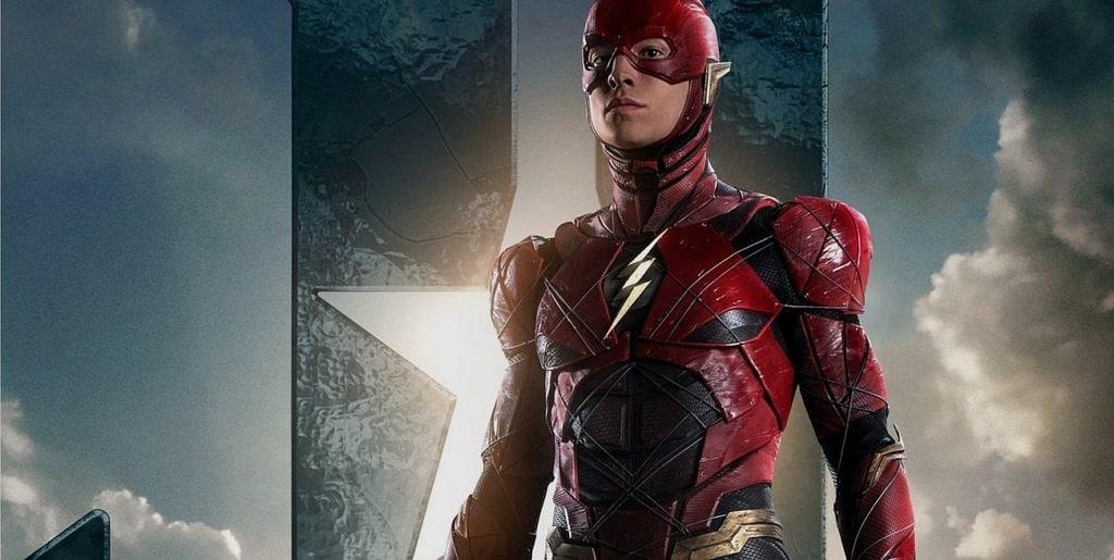 The Flash çekimleri