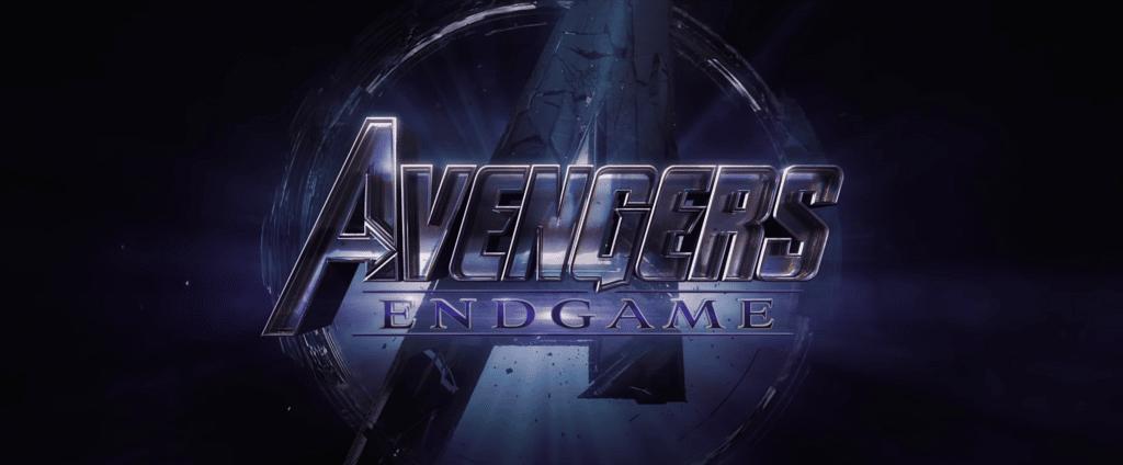 avengers: endgame logo