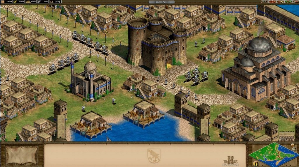 Strateji oyunları - Age of Empires