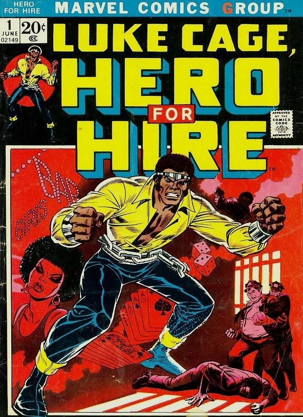 Luke Cage Kimdir? – Marvel Comics Karakter Tanıtımları -Fanzade