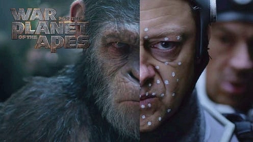 Andy Serkis War Planet of the Apes filminde yer almıştı