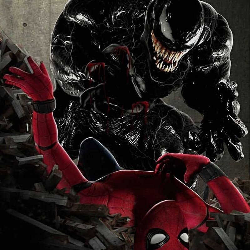 Örümcek Evreni - Venom