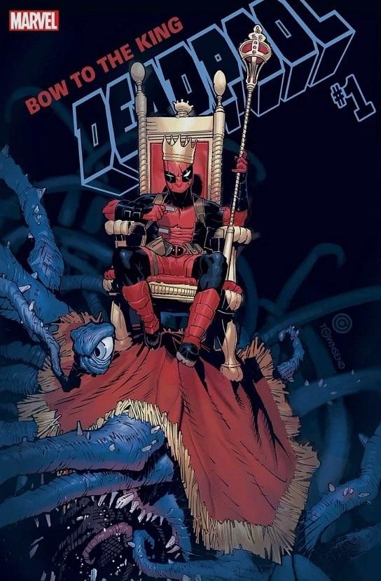 Deadpool çizgi romanı