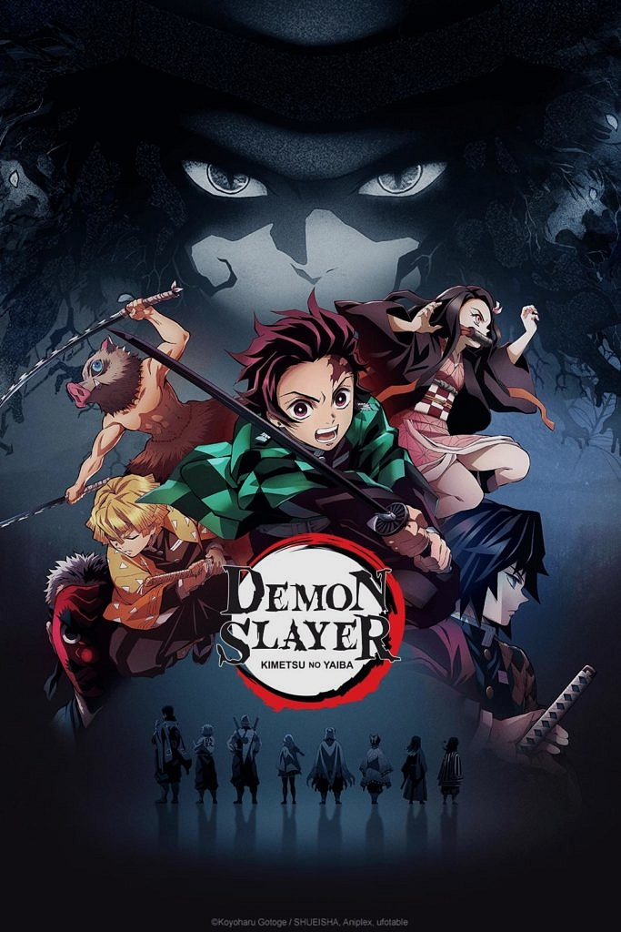 Kimetsu No Yaiba - Demon Slayer