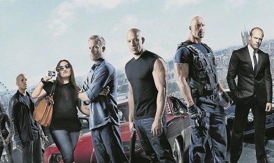En Çok Hasılat Yapan Filmler - Fast and Furious 7