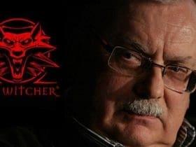 The Witcher Yazarı Andrzej Sapkowski