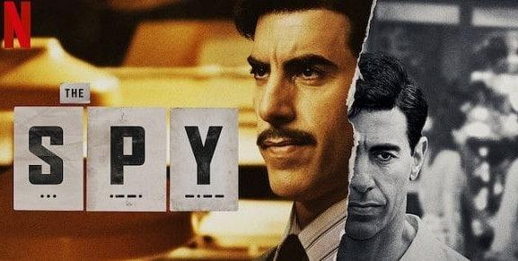 Mini diziler - The Spy