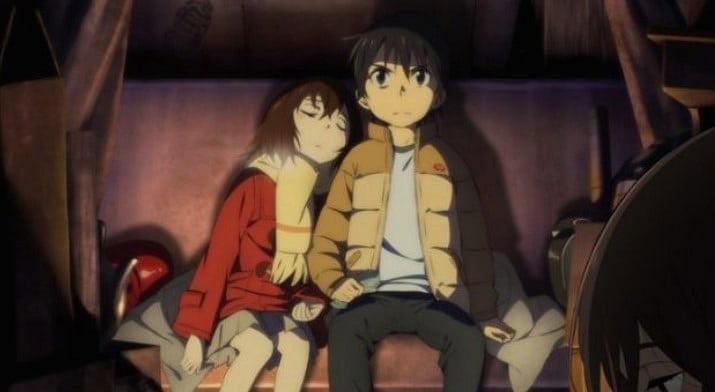 erased - psikolojik animeler listesi