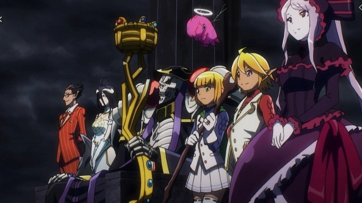 overlord 4. sezon
