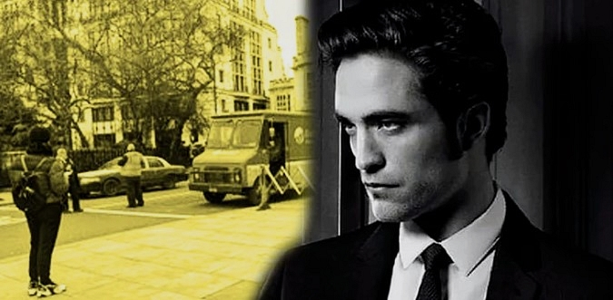 Bruce Wayne - Robert Pattinson
