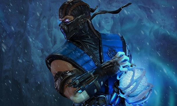 Yeni Mortal Kombat filmi Sub-zero