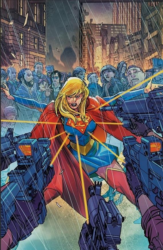 Supergirl'ün sonu