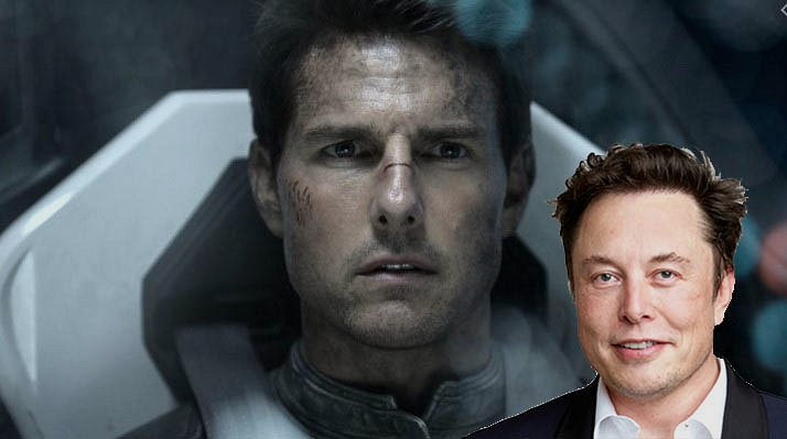 TOM CRUISE ve ELON MUSK