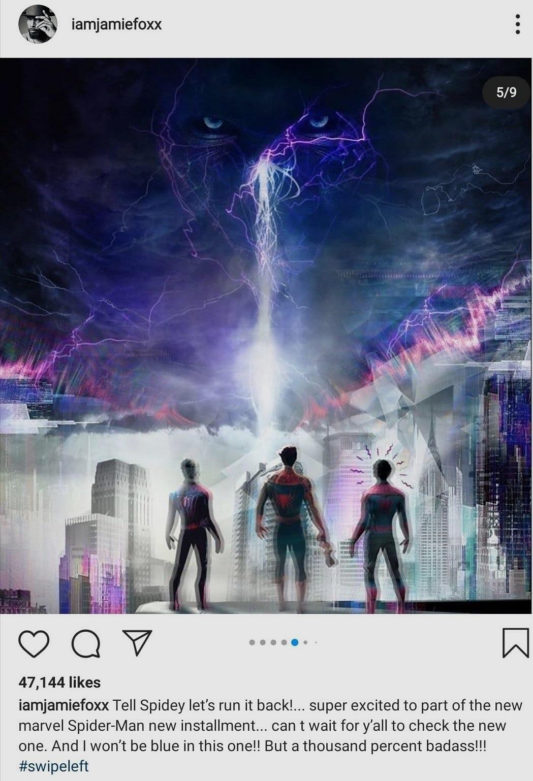 Yeni Örümcek Adam 3 Filmi