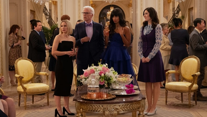the good place dizisi