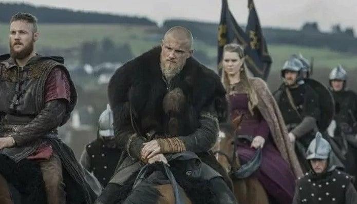 vikings dizi karakterleri