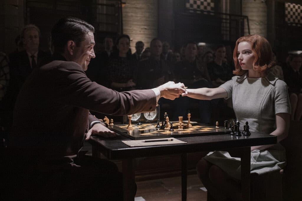 The Queen's Gambit - Satranç finalleri