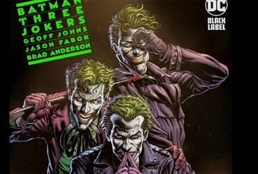 batman three joker