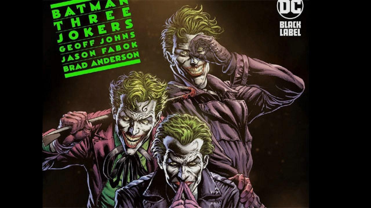 batman three joker