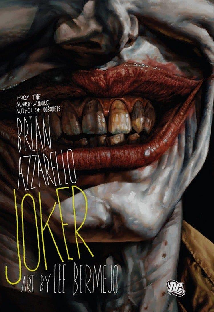 Brian Azzarello Joker