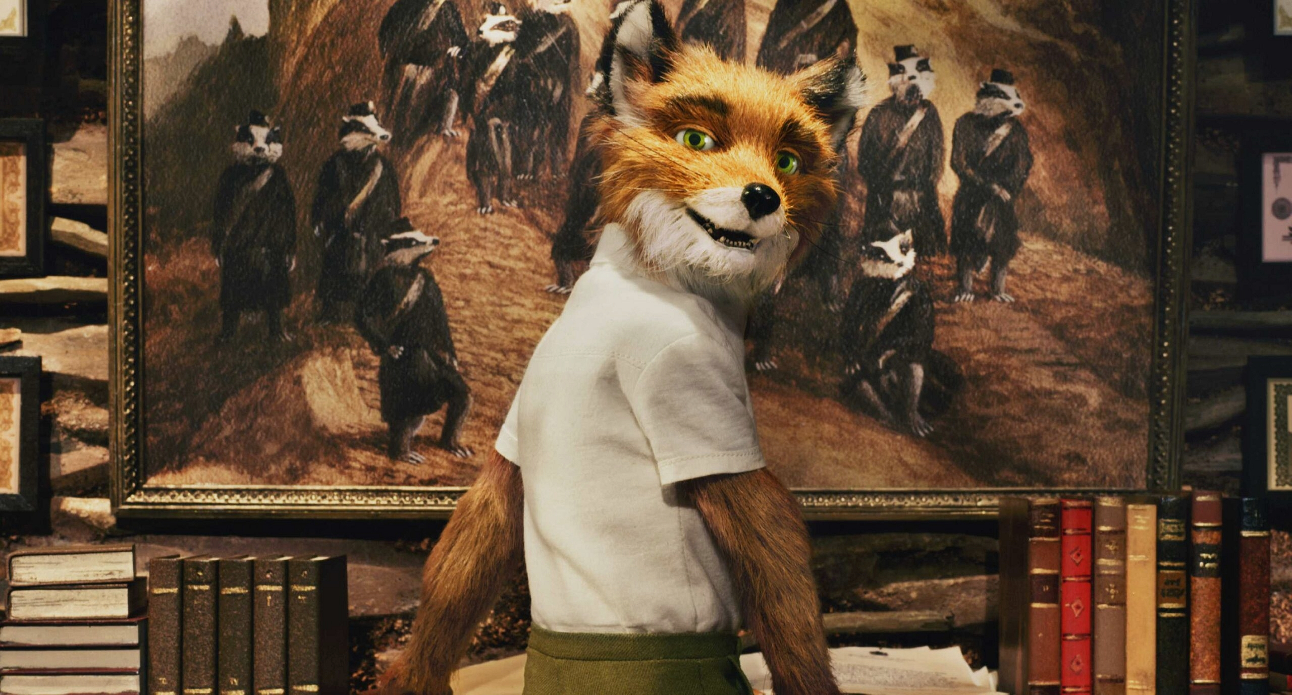 Fantastic Mr. Fox - Yaman Tilki