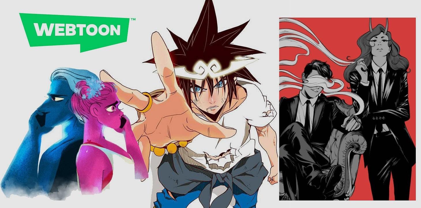 webtoon uygulaması