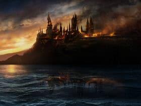 hogwarts kalesi binası