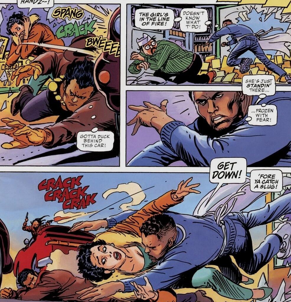 İlk Siyahi Batman - Stan Lee