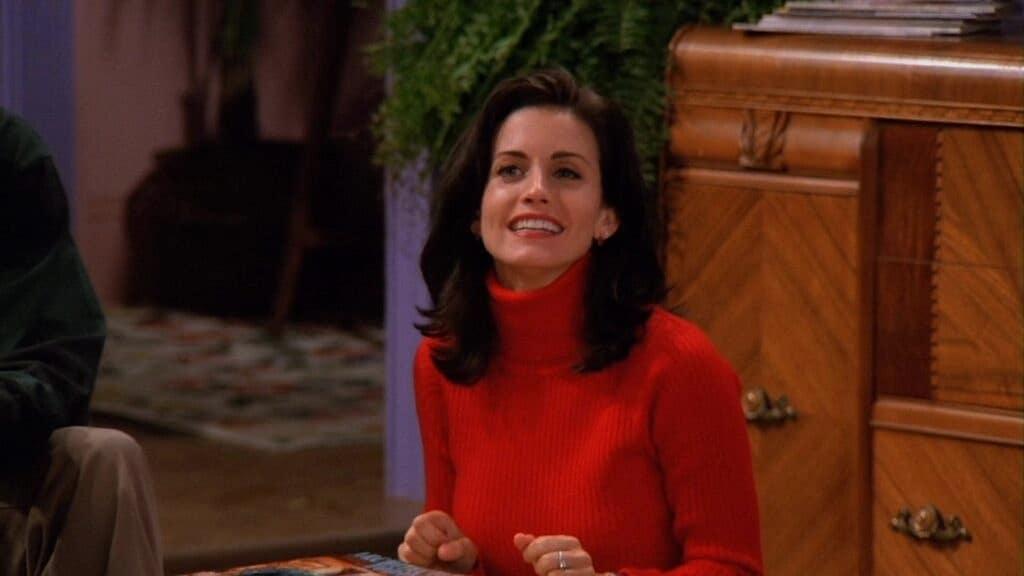 FRIENDS - Monica Geller (Courtney Cox):