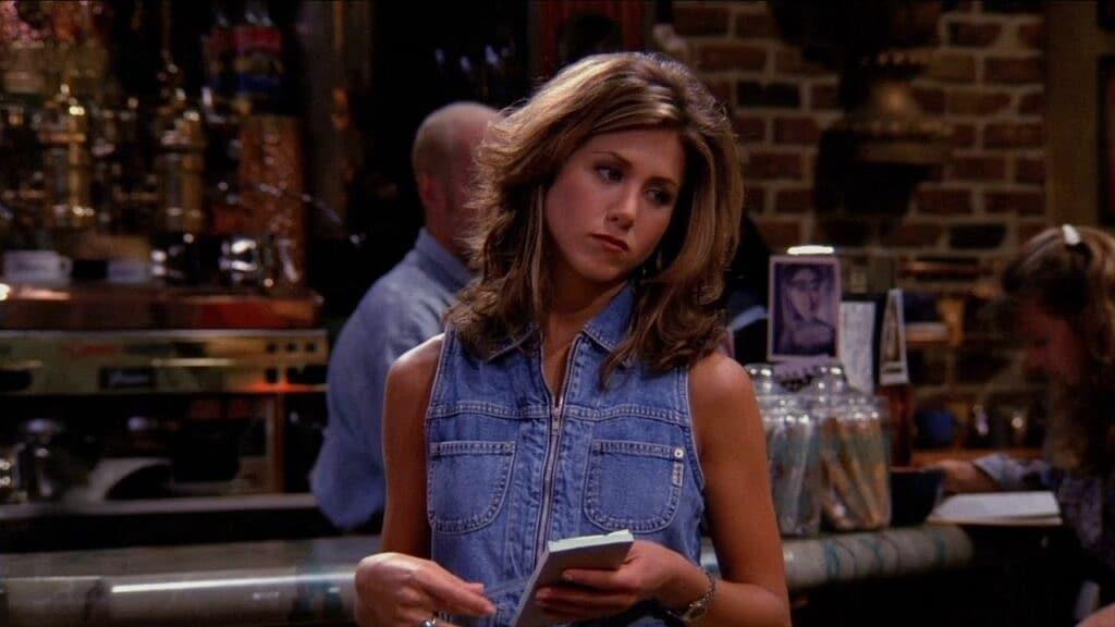 FRIENDS - Rachel Green (Jennifer Aniston):