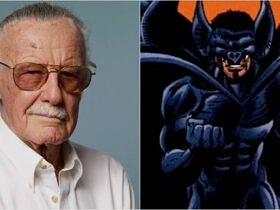stan lee batman - siyahi batman