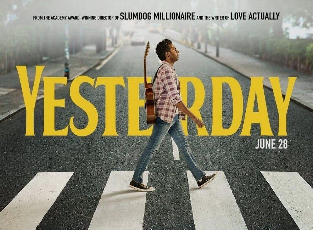 yesterday film
