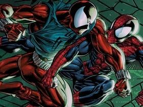 örümcek adam klon efsanesi