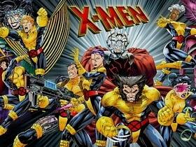 x-men-ekibi X-Men