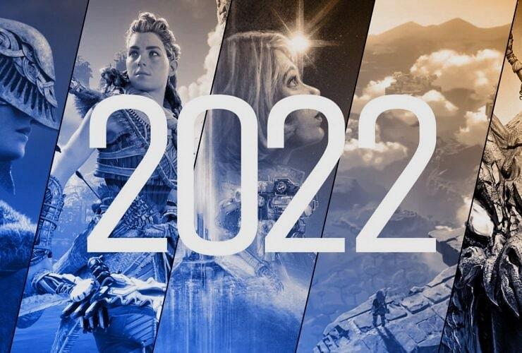2022'de çıkacak oyunlar